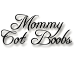 Mommy Got Boobs logo